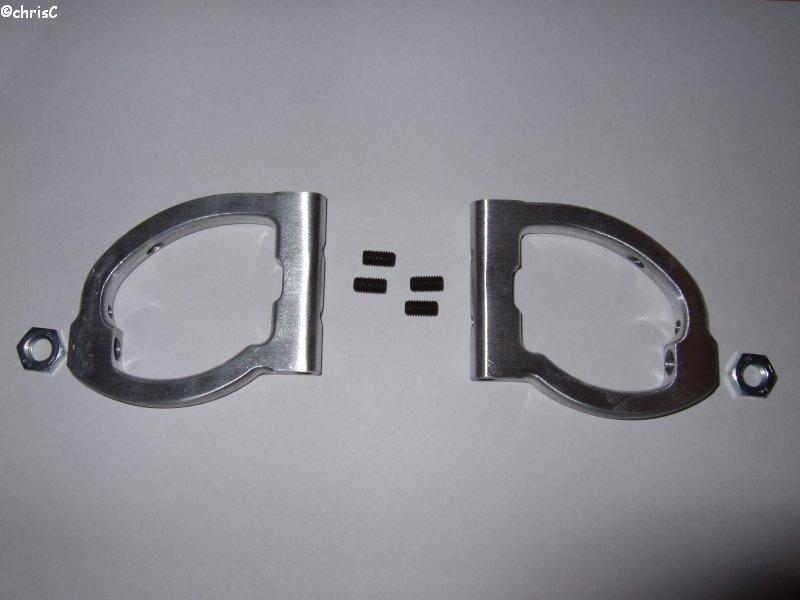Aluminium Querlenker vorne oben