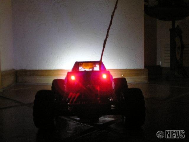 Beleuchtung zk-2 Nevs
